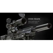 Tiberius Arms T9.1 Elite FS Paintball Gun (Black)