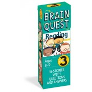 Brain Quest Reading Grade 3 by Michael Muntean