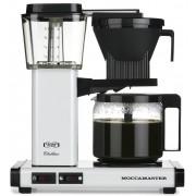 Moccamaster Kaffebryggare Vit metallic KBG962AO