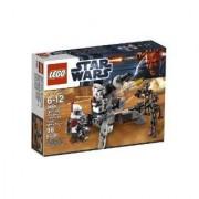 Lego Star Wars Elite Clone Trooper And Commando Droid B 9488