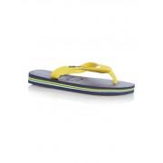 Havaianas Marinho teenslipper met Brasil logo