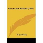 Poems and Ballads (1899) by Rudyard Kipling