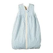 LANA natural wear Unisex Baby Schlafsack Bw-fleece Punkte Sleeping Bag