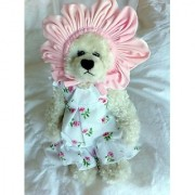 ROSALIE Ty Attic Treasures Treasure Flower Bear Rare!