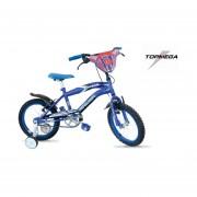 Bicicleta Junior Azul Varon 321013
