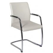 Cadeiras de Escritório Visitante Com Braços BROOKLYN P