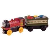 Thomas and Friends Wooden Railway - Victor and the Engine Repair Car by Thomas & Friends