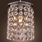 Max 40W Contemprâneo Cristal / Estilo Mini / Lâmpada Incluída Galvanizar Luzes PingenteSala de Estar / Sala de Jantar / Quarto de