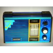 Radio MP3 portabil Leotec LT-906UAR World Receveir