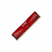 Memoria Ram DDR3 Adata XPG 1600 MHz 8 GB PC3-12800 (AX3U1600W8G11-SR)-Rojo