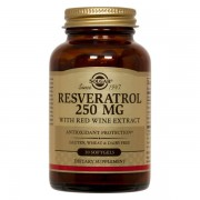 Resveratrol 250mg - 30 caps