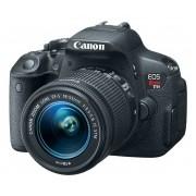 Cámara Réflex Canon EOS Rebel T5i, 18MP, Cuerpo + Lente 18-55mm