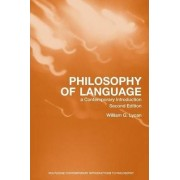 Philosophy of Language by William G. Lycan
