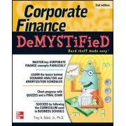 Corporate Finance Demystified by Troy Adair