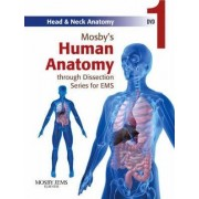 Mosby's Human Anatomy Through Dissection For EMS: Head And Neck Anatomy Instructors Toolkit DVD by Jones & Bartlett Learning