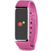 Смартчасовник MyKronoz Smartwatch Zefit3, Фитнес гривна, Тъч дисплей, Розов, KRON-ZEFIT3-PINK