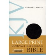 KJV Compact Reference Bible by Hendrickson Bibles