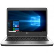 Laptop HP ProBook 640 G2 14 inch HD Intel Core i5-6200U 4GB DDR4 500GB HDD Windows 10 Pro downgrade la Windows 7 Pro