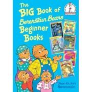 Big Book Of Berenstain Bears Beginner Books (6 Boo by Stan Berenstain