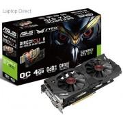 ASUS nVidia GeForce GTX970 4GB GDDR5 256-bit Graphics Card