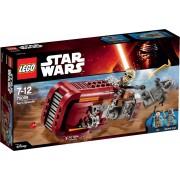 LEGO Star Wars Rey's Speeder - 75099