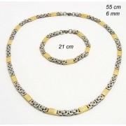 EXEED 237526- náhrdelník a náramok