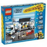 Lego City - Super Pack Police 5 en 1 66389