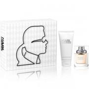 Karl Lagerfeld for Her Комплект (EDP 45ml + BL 100ml) за Жени
