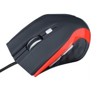 Mouse Optic Modecom M5 (Negru/Rosu)