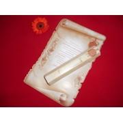 invitatii nunta cod 60339