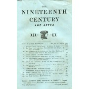 The Nineteenth Century And After Xix-Xx, N° 320, Oct. 1903 (Summary: A Colonial View Of Colonial Loyalty. By Arthur H. Adams. The Fiscal Controversy-Some Noticeable Facts And Extracts. By O. ...