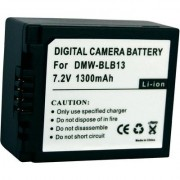 BLB13 Panasonic kamera akku 7,2V 1000mAh (250540)