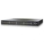 Switch SLM248PT-G5, 48 Porturi 10/100, 2 Porturi 10/100/1000 Combo Mini-GBIC