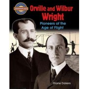 Orville and Wilbur Wright by Diane Dakers