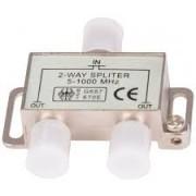 Spliter profesional CATV 2 module 5-1000Mhz