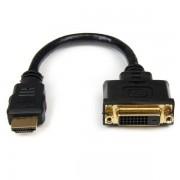 StarTech HDMI naar DVI-D adapterkabel M/F