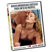 Dvd Novos Brinquedos Eróticos para um Sexo Incrível Loving Sex