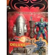 Batman & Robin Deluxe Ice Terror Mr. Freeze