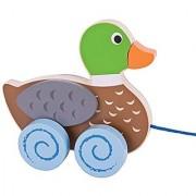Bigjigs Toys Duck Pull Along