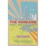 The Konkans by Tony D'Souza