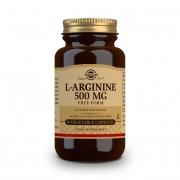 L-Arginine 500 mg Solgar (J)