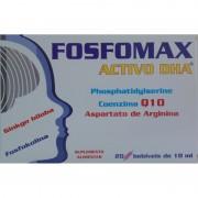 Fosfomax 20 ampolas-Suplemento Alimentar