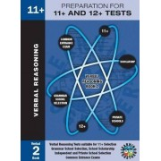 Preparation for 11+ and 12+ Tests: Verbal Reasoning Book 2 by Stephen McConkey