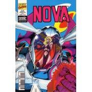 Les 4 Fantastiques ( Fantastic Four ) + Starblast + Peter Parker Alias L'araignée ( Spider-Man ) : Nova N° 205 ( 5 Février 1995 )