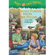 Games and Puzzles from the Tree House by Mary Pope Osborne