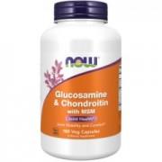 【定期購入あり】[ お得サイズ ] グルコサミン コンドロイチン + MSM 180粒(カプセル)※約60日分