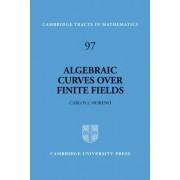 Algebraic Curves Over Finite Fields by Carlos Moreno