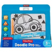Fisher Price Doodle Pro Super Stamper Blue