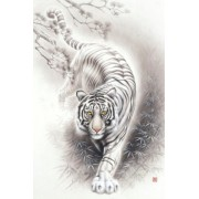 2016 piece White Tiger Figure 23-007 super master of the puzzle (japan import)