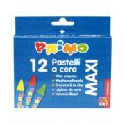 Пастел восъчен, Maxi, 12 цвята